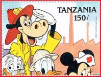 10 Tanzania