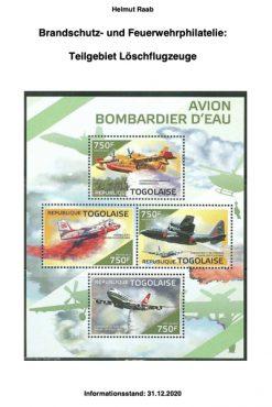 Katalog Löschflugzeuge